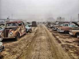 Auto Wreckingclassic Car Partsantique Auto Partscar Partstruck