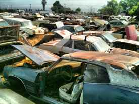 Modesto Auto Wreckers >> Auto Wrecking Classic Car Parts Antique Auto Parts Car Parts